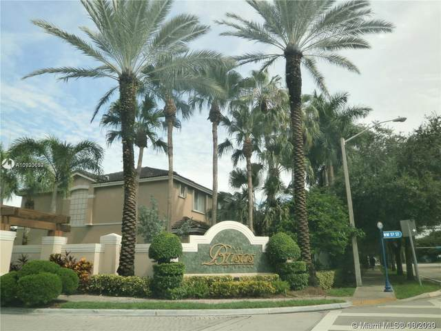 5640 NW 115th Ct #104, Doral, FL 33178 (MLS #A10900692) :: Prestige Realty Group