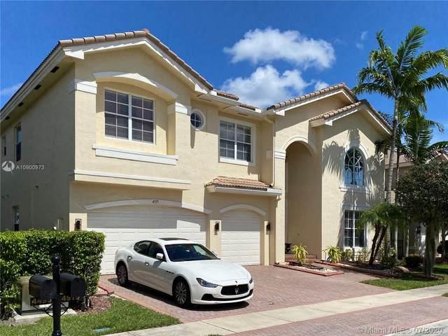 4515 SW 179th Way, Miramar, FL 33029 (MLS #A10900973) :: Lifestyle International Realty