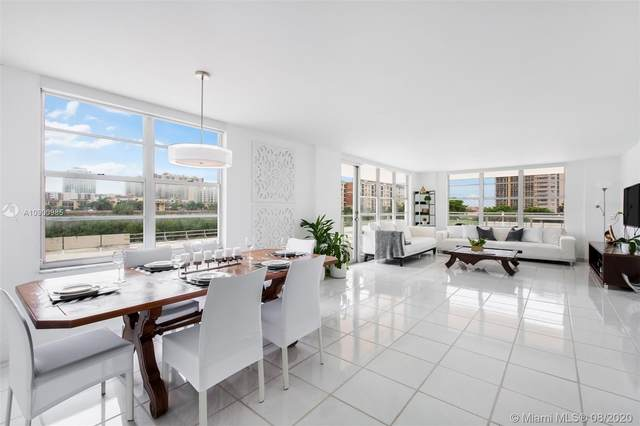 230 174th St #414, Sunny Isles Beach, FL 33160 (MLS #A10900985) :: Ray De Leon with One Sotheby's International Realty