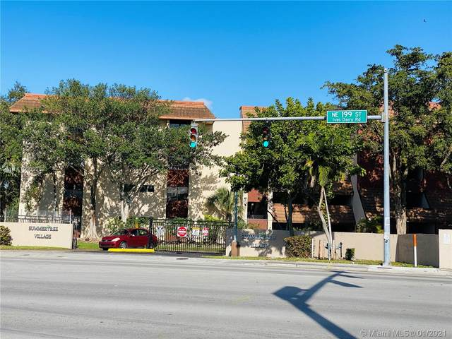 451 Ives Dairy Rd 305-1, Miami, FL 33179 (MLS #A10902202) :: Podium Realty Group Inc