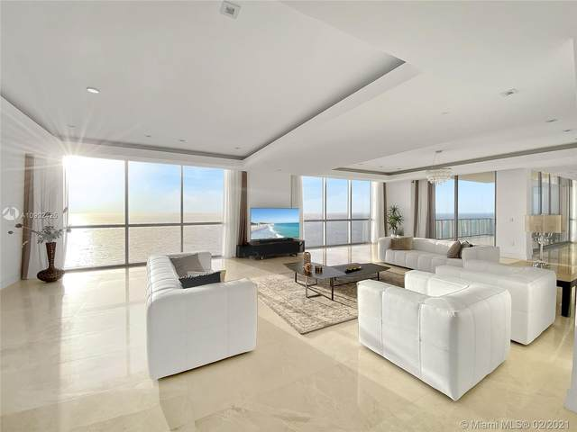 17749 Collins Ave 3901/3902, Sunny Isles Beach, FL 33160 (MLS #A10902425) :: The Rose Harris Group