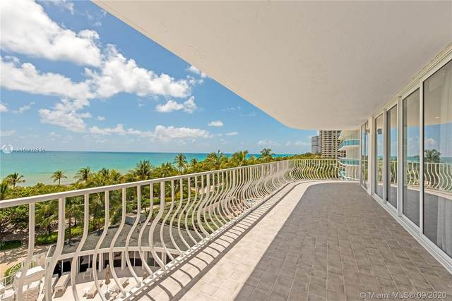 10155 Collins Ave #501, Bal Harbour, FL 33154 (MLS #A10902536) :: ONE Sotheby's International Realty