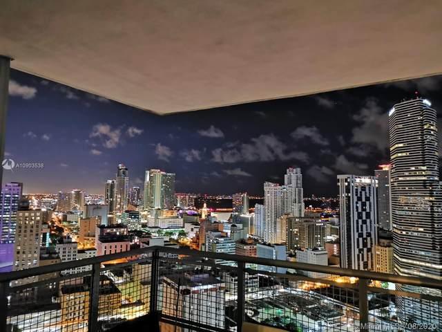 350 S Miami Ave #3609, Miami, FL 33130 (MLS #A10903538) :: Castelli Real Estate Services