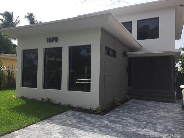 1570 Biarritz Dr, Miami Beach, FL 33141 (MLS #A10903860) :: Natalia Pyrig Elite Team   Charles Rutenberg Realty