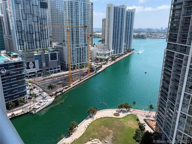 485 Brickell Ave #2602, Miami, FL 33131 (MLS #A10904274) :: The MPH Team
