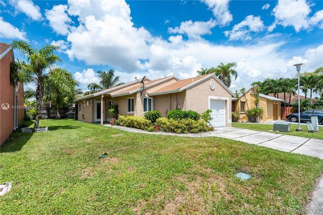 1030 SW 111th Ave, Pembroke Pines, FL 33025 (MLS #A10905588) :: ONE | Sotheby's International Realty
