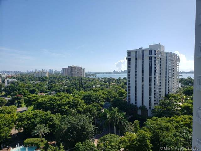 2000 Towerside Ter #1511, Miami, FL 33138 (MLS #A10906585) :: The Teri Arbogast Team at Keller Williams Partners SW