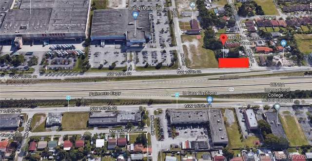 4460 NW 167th St, Miami Gardens, FL 33054 (MLS #A10907263) :: The Teri Arbogast Team at Keller Williams Partners SW