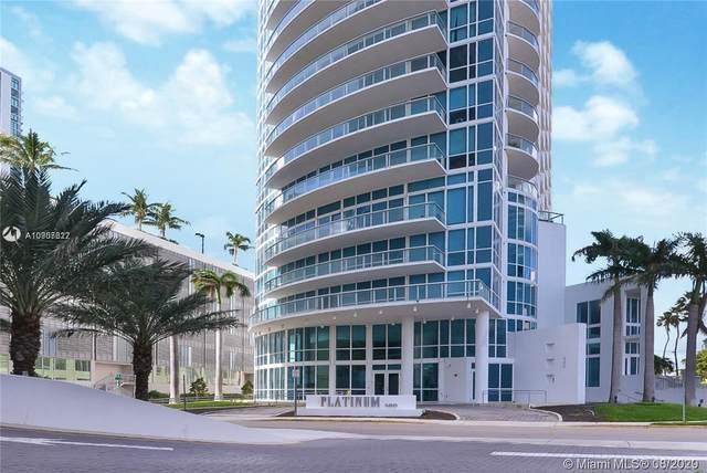 480 NE 30th St #401, Miami, FL 33137 (MLS #A10907627) :: Carole Smith Real Estate Team