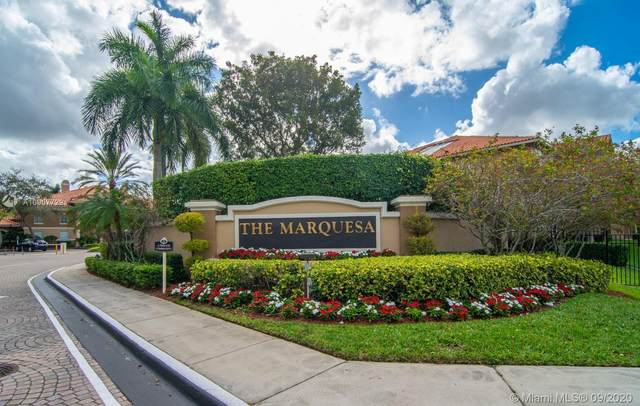 160 SW 117th Ter #6105, Pembroke Pines, FL 33025 (MLS #A10907729) :: The Pearl Realty Group