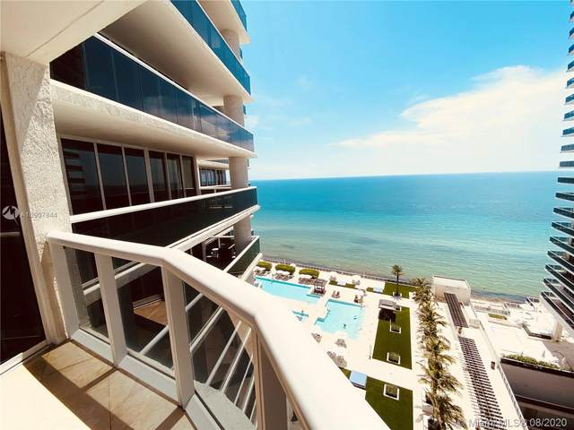 1800 S Ocean Dr #1905, Hallandale Beach, FL 33009 (MLS #A10907844) :: Prestige Realty Group
