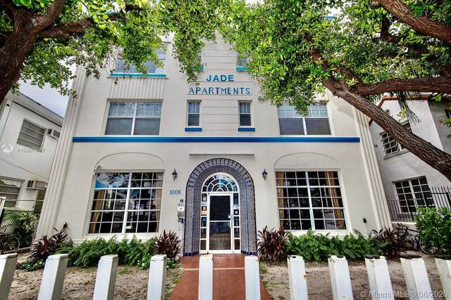 1008 Jefferson Ave #203, Miami Beach, FL 33139 (MLS #A10907949) :: Ray De Leon with One Sotheby's International Realty