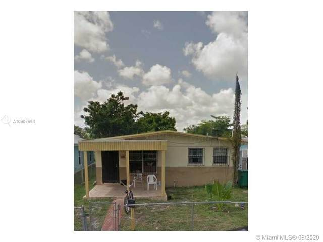 Miami, FL 33147 :: Dalton Wade Real Estate Group