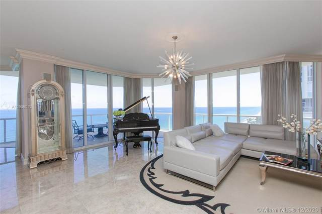 6051 N Ocean Dr 1601-7, Hollywood, FL 33019 (MLS #A10908092) :: The Howland Group