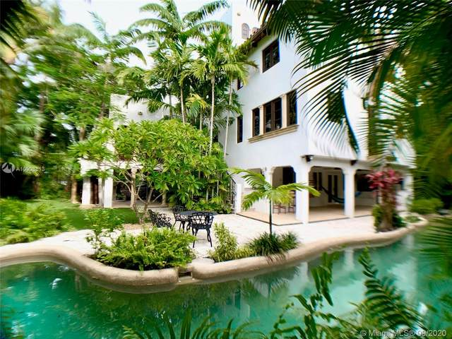 385 Ridgewood Rd, Key Biscayne, FL 33149 (MLS #A10908813) :: Berkshire Hathaway HomeServices EWM Realty