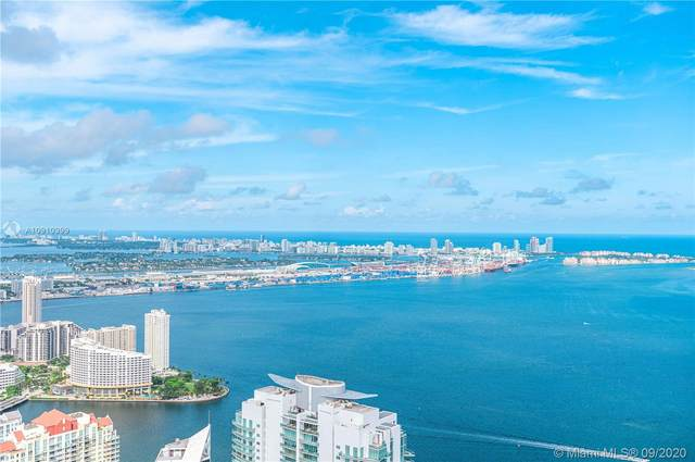 1425 Brickell Ave Ph70bcd, Miami, FL 33131 (MLS #A10910399) :: The Rose Harris Group