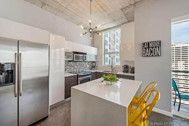 133 NE 2nd Ave #2412, Miami, FL 33132 (MLS #A10910429) :: Castelli Real Estate Services