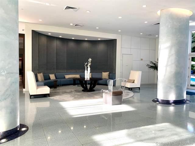 18800 NE 29th Ave #830, Aventura, FL 33180 (MLS #A10911280) :: Berkshire Hathaway HomeServices EWM Realty