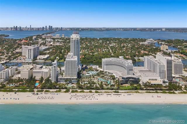4401 Collins Ave #1817, Miami Beach, FL 33140 (MLS #A10914243) :: Patty Accorto Team