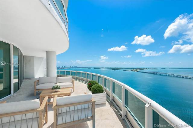 1643 Brickell Ave Ph4302, Miami, FL 33129 (MLS #A10914430) :: The Rose Harris Group