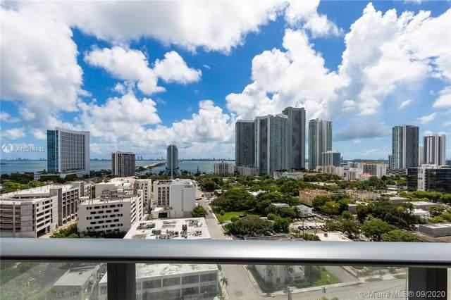 121 NE 34th St 1506A, Miami, FL 33137 (MLS #A10914439) :: The Riley Smith Group