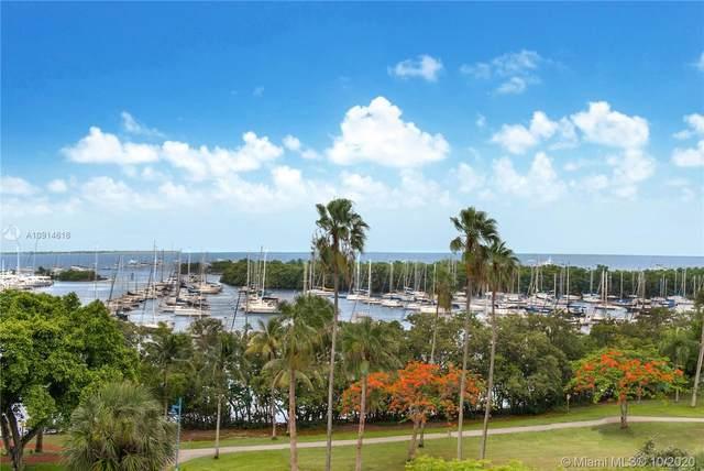 2901 S Bayshore Dr 4B, Miami, FL 33133 (MLS #A10914616) :: Carole Smith Real Estate Team