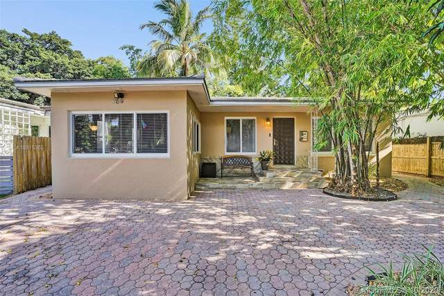 759 NE 87th St, Miami, FL 33138 (MLS #A10915305) :: The Jack Coden Group