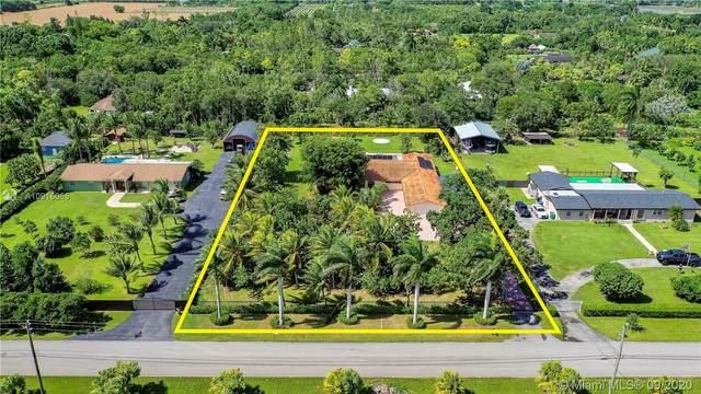 19051 SW 272 St, Homestead, FL 33031 (MLS #A10916055) :: Berkshire Hathaway HomeServices EWM Realty