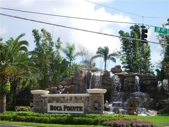 6670 Via Regina #6670, Boca Raton, FL 33433 (MLS #A10916262) :: Search Broward Real Estate Team