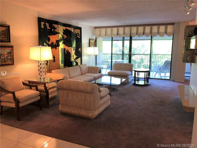 2818 N 46th Ave K590, Hollywood, FL 33021 (MLS #A10917634) :: Patty Accorto Team