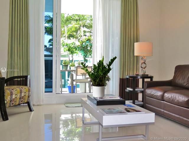 2301 Collins Ave #325, Miami Beach, FL 33139 (MLS #A10918494) :: Berkshire Hathaway HomeServices EWM Realty