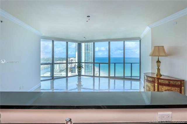 3101 S Ocean Dr #3005, Hollywood, FL 33019 (MLS #A10921371) :: Green Realty Properties
