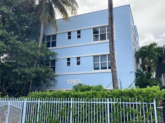 1342 Drexel Ave #207, Miami Beach, FL 33139 (MLS #A10921384) :: Patty Accorto Team