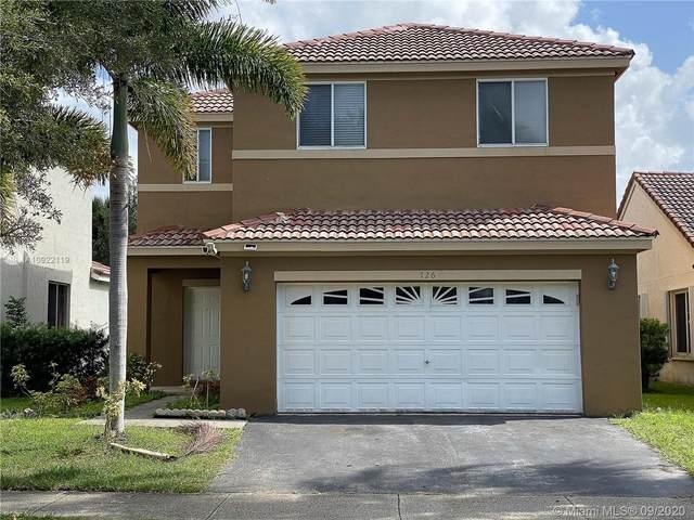 726 San Remo Dr, Weston, FL 33326 (MLS #A10922119) :: Berkshire Hathaway HomeServices EWM Realty