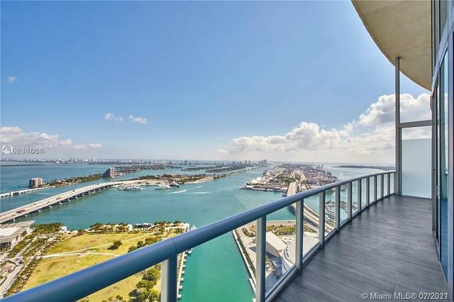 888 Biscayne Blvd #1811, Miami, FL 33132 (MLS #A10922366) :: The Howland Group