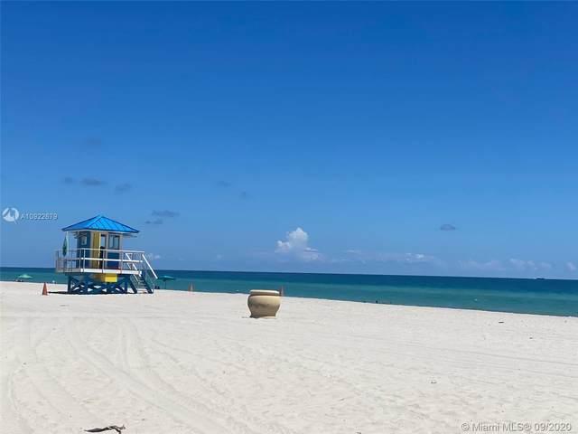 137 Golden Isles Dr #610, Hallandale Beach, FL 33009 (MLS #A10922679) :: Carole Smith Real Estate Team