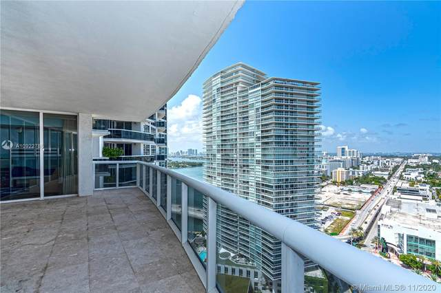 400 Alton Rd #2707, Miami Beach, FL 33139 (MLS #A10922785) :: Ray De Leon with One Sotheby's International Realty