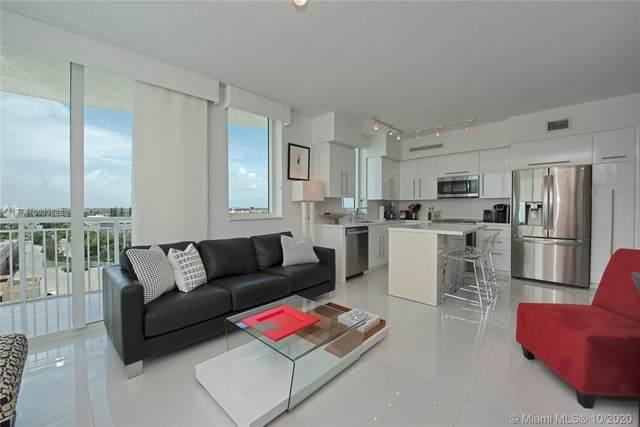 1745 E Hallandale Beach Blvd 807W, Hallandale Beach, FL 33009 (MLS #A10923586) :: Ray De Leon with One Sotheby's International Realty