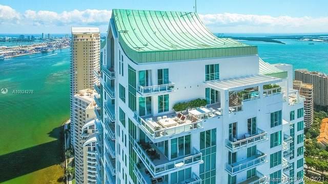 900 Brickell Key Blvd Ph3401, Miami, FL 33131 (MLS #A10924278) :: GK Realty Group LLC