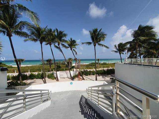 5161 Collins Ave #310, Miami Beach, FL 33140 (MLS #A10924381) :: Prestige Realty Group