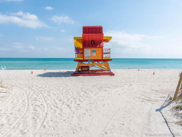 2401 Collins Ave #1508, Miami Beach, FL 33140 (MLS #A10925115) :: Douglas Elliman