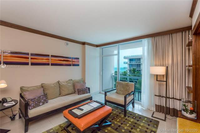 6801 Collins Ave #410, Miami Beach, FL 33141 (MLS #A10925216) :: The Teri Arbogast Team at Keller Williams Partners SW
