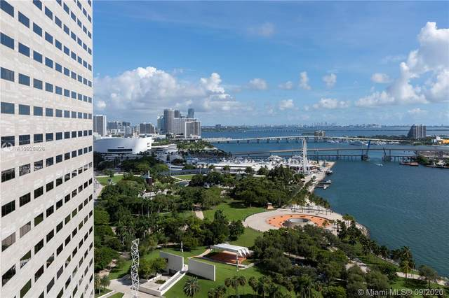 325 S Biscayne Blvd #2816, Miami, FL 33131 (MLS #A10925826) :: Prestige Realty Group