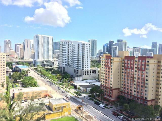36 NW 6th Ave #604, Miami, FL 33128 (MLS #A10926325) :: Patty Accorto Team