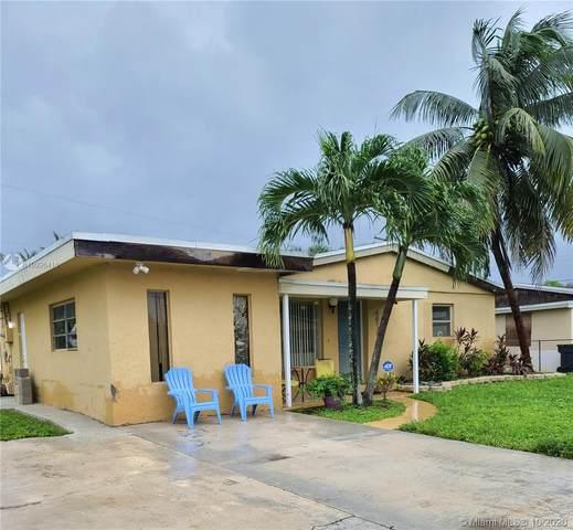4934 SW 44th Ter, Dania Beach, FL 33314 (MLS #A10926416) :: Berkshire Hathaway HomeServices EWM Realty