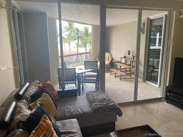 6767 Collins Ave #305, Miami Beach, FL 33141 (MLS #A10927117) :: ONE Sotheby's International Realty