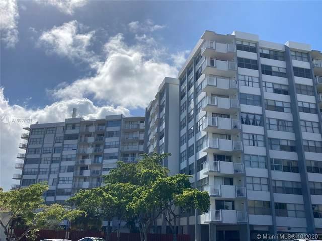 1200 NE Miami Gardens Dr 609W, Miami, FL 33179 (MLS #A10927121) :: Berkshire Hathaway HomeServices EWM Realty