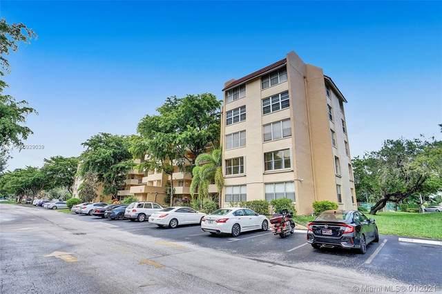 3751 Environ Blvd #442, Lauderhill, FL 33319 (MLS #A10929039) :: Carole Smith Real Estate Team
