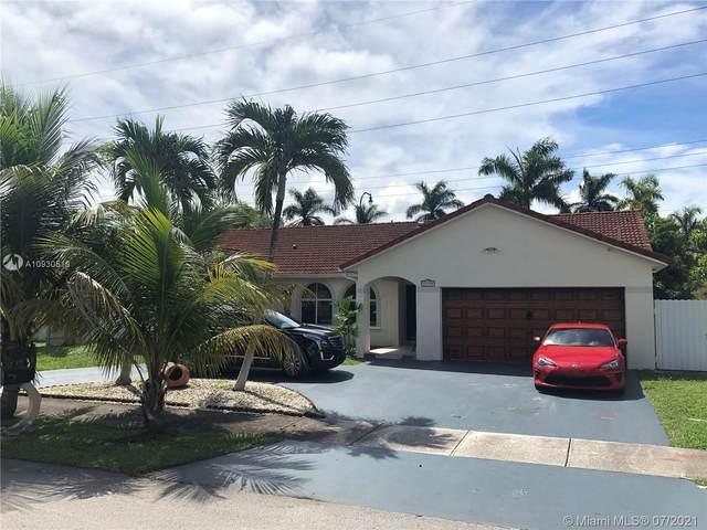 14790 SW 151st Ter, Miami, FL 33196 (MLS #A10930518) :: Equity Advisor Team
