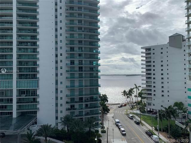 1300 Brickell Bay Dr #904, Miami, FL 33131 (MLS #A10930519) :: Castelli Real Estate Services